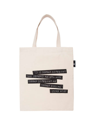 Classic Book Tote Bags — Out of Print